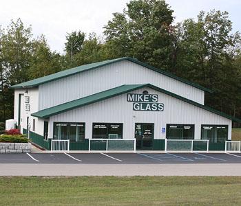 Mikes Glass Charlevoix Michigan